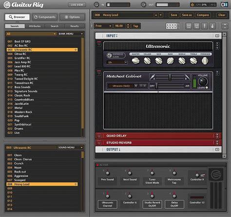 tutorial guitar rig 2 native instruments guitar rig 3 2 1 at fruitysilver