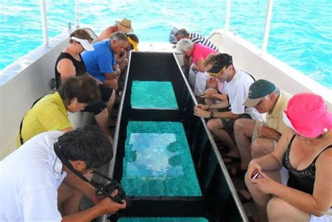 glass bottom boat whitsunday islands whitsundayislands info great barrier reef adventure