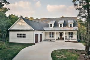 Colonial Style Home Floor Plans southern newlywed the teasley s modern farmhouse