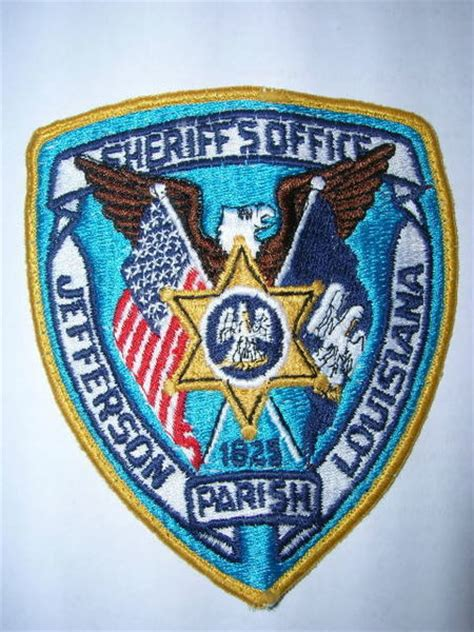 Jefferson Parish Sheriffs Office by Jefferson Parish Sheriff S Office Sued Alleged
