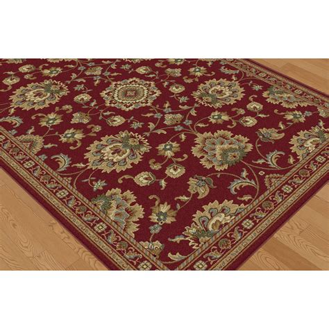 Threadbind Richmond Red Area Rug Reviews Wayfair Area Rugs Richmond Va