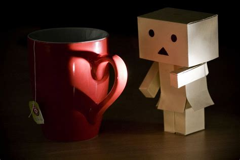 wallpaper animasi danbo gambar foto boneka danbo sedih patah hati sad love