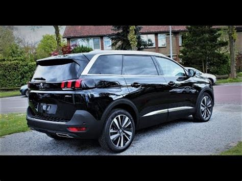 new 2018 peugeot 5008 gt line super exterior and