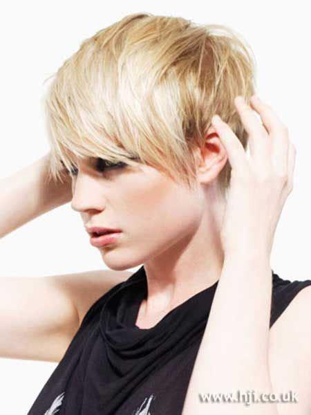 new short blonde hairstyles 2014 hair short straight