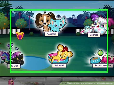 how to become a celeb on msp how to become famous on moviestarplanet 13 steps with