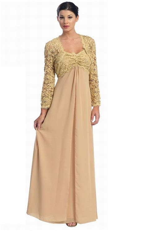 plus size gold dresses with sleeves cocktail dresses