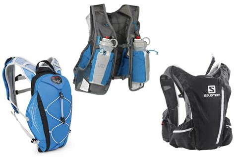 hydration pack running essential gear for multi hour mountain running