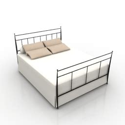 3d model bed category quot ruf quot furniture collection