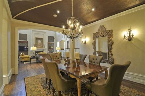 warm light neutral colors intricate details diningrooms dreamhomes markmolthan