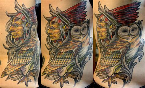 owl tattoo meaning native american native american owl tattoo