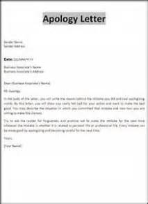 Business Apology Letter Late Delivery formal apology letter to client letter of recommendation