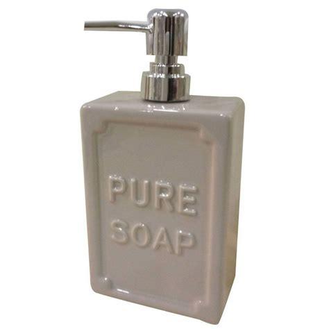 bagno tortora erogatore tortora bagno shabby accessori bagno