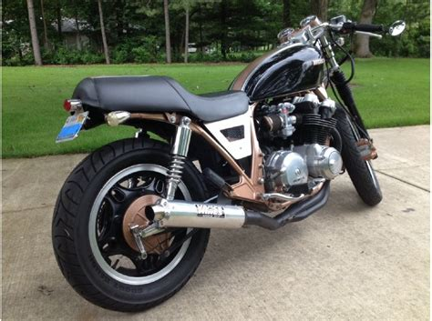 my motorcycles news honda cb750 caf 233 racer by whitehouse 1981 honda cb 500 motorcycles for sale