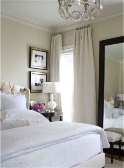 decorations neutral bedroom full: neutral bedroom with pop of color