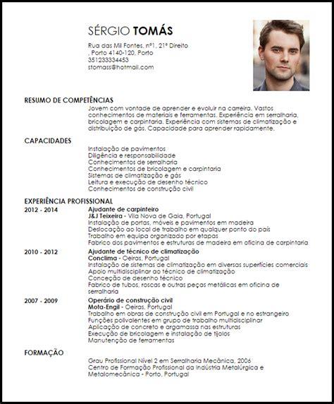 Modelo Curriculum Vitae Para Bancos Modelo Curriculum Vitae Aprendiz De Canaliza 231 227 O Livecareer