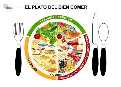 el plato del buen comer come saludable sin sacrificios el plato del bien comer