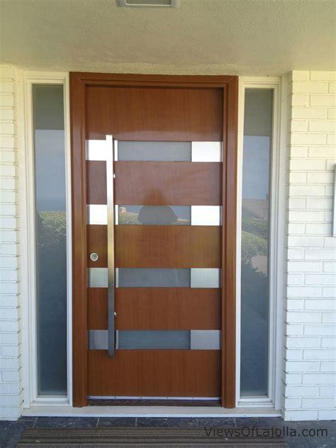 wood glass door design ideas home interior design