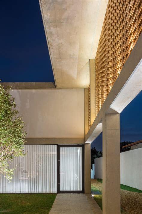 casa grid galeria de casa grid bloco arquitetos 1