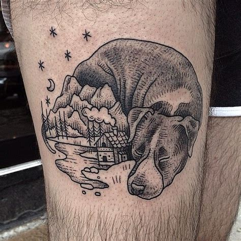 tattoo inspiration dog susanne k 246 nig suflanda on instagram ink pinterest