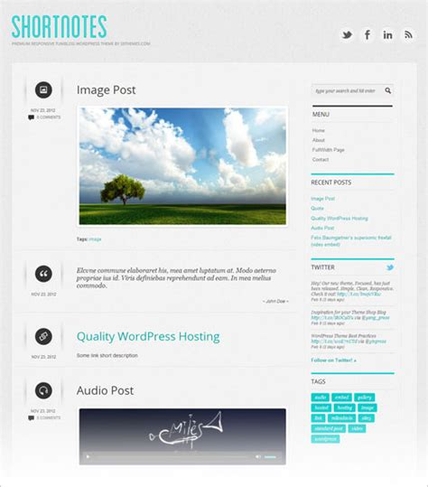 responsive layout download free 20 best free responsive wordpress themes 2013 with premium