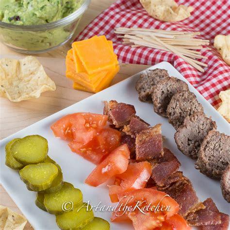 tostitos appetizer sliders art   kitchen