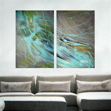 big wall art extra large wall art original large abstract painting