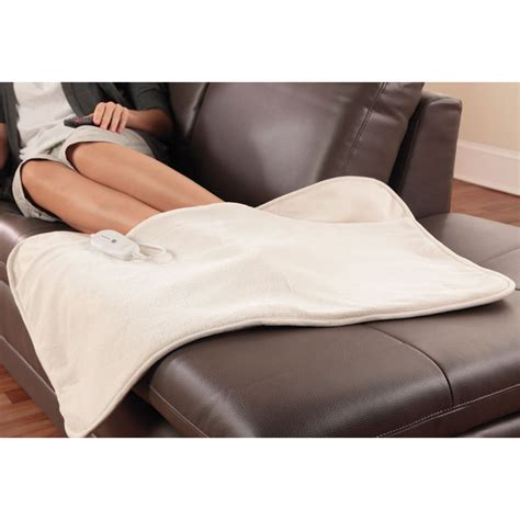 the foot of the bed warmer hammacher schlemmer
