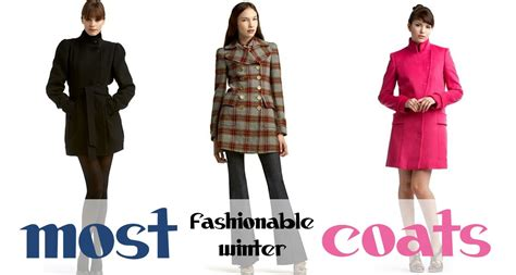 Most Fashionable Winter Coats by Most Fashionable Winter Coats By Style 360 2012 Winter