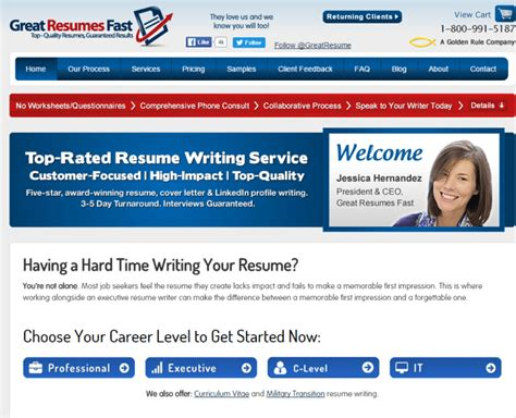 Comparison Of Resume Writing Services by Resume Writing Services Comparison Review Who Provides