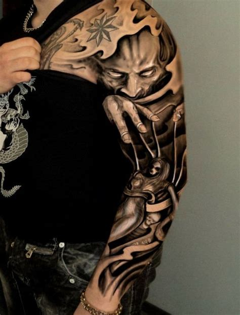 full sleeve tattoos page 3
