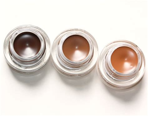 Mac Brow Gel mac s fluidline brow gelcremes in