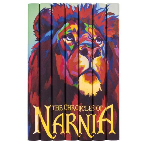 the chronicles books the chronicles of narnia complete book set juniper books