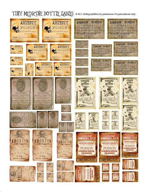 printable labels bottles 17 best images about printies on pinterest wallpapers