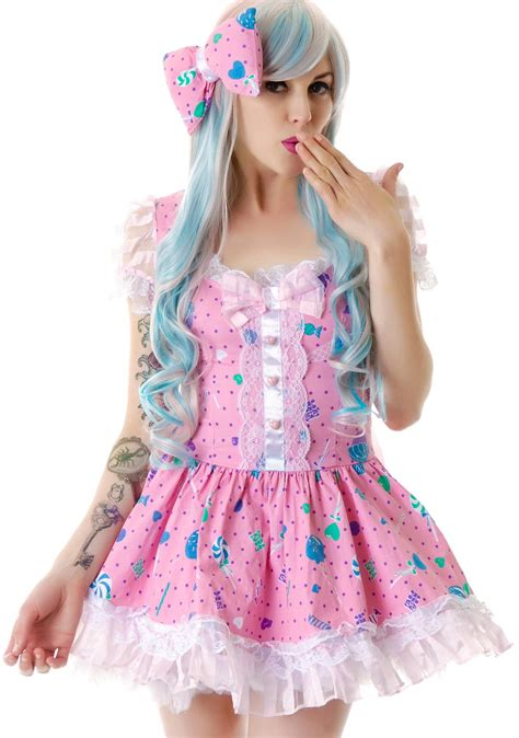 Loly Dress lip service dress dolls kill