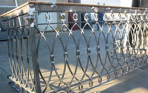 ringhiere per scale interne in acciaio inox ringhiere per balconi e scale in ferro e acciaio inox