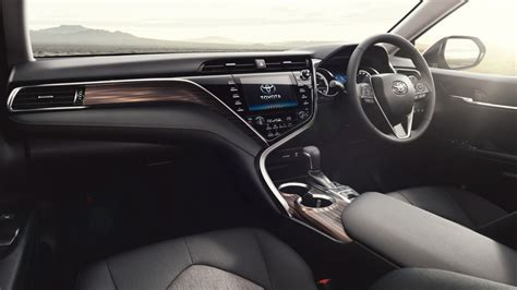 interior camry 2018 2018 toyota camry unveiled in jdm spec with trd