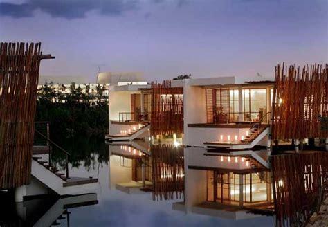mexico bungalow resorts rosewood mayakoba playa mexico overwater