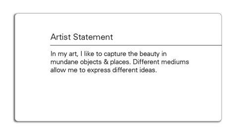 sle artist statement makeup artist mission statement makeup vidalondon