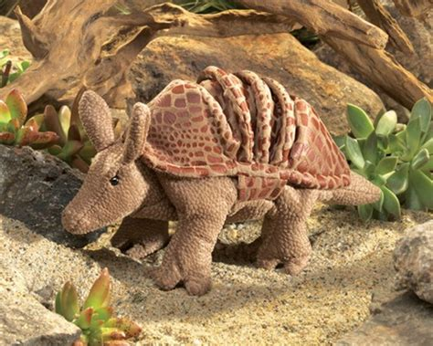 anteater armadillo  puppet gallery