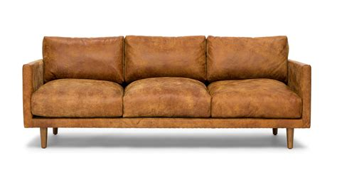 article furniture nirvana dakota sofa sofas article modern mid