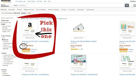 How To Cash Amazon Gift Card - how to turn gift cards into amazon money joy s life