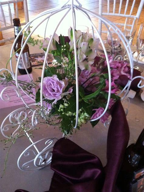 cinderella carriage centerpiece deborah s designs floral