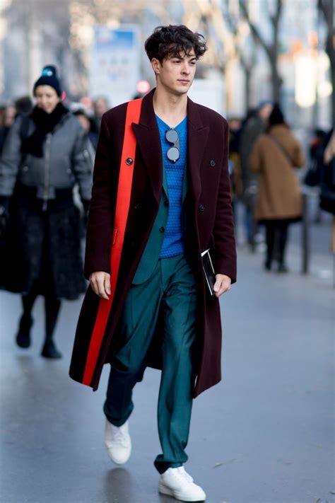 boys fall fashion on pinterest paris men s fashion week street style day 4 fall 2017