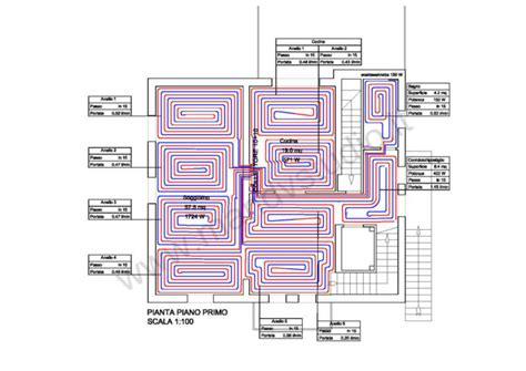 relazione tecnica capannone industriale impianto termico e relazione tecnica legge 10progetto