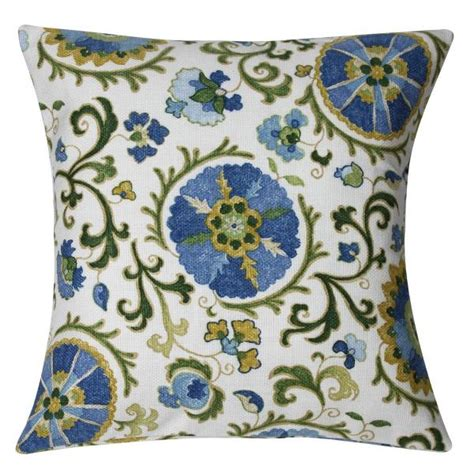Suzani Throw Pillows by Suzani Decorative Throw Pillows To Use As Throw Pillows