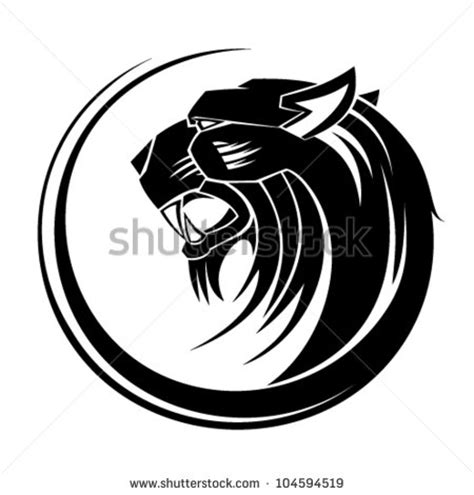 circle tribal tattoo tribal stock photos images pictures