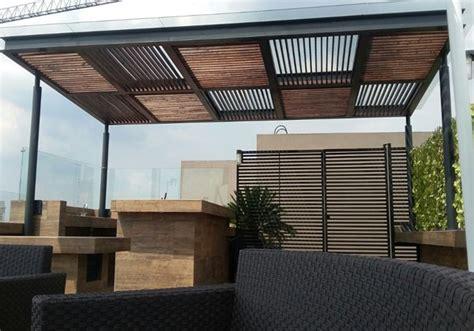 A Frame House Designs by 6 Incre 237 Bles P 233 Rgolas Para Roof Garden Materia Viva S A