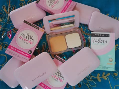 Maybelline All In One maybelline clear smooth all in one cake powders pretty