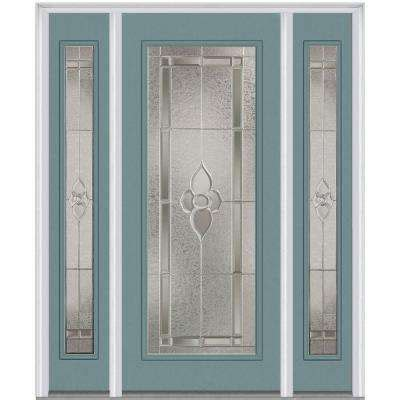 single door with sidelites steel doors front doors