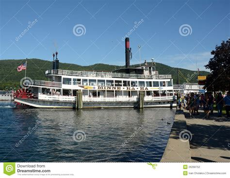 used boats lake george ny leisure boat cruise on lake george ny state editorial